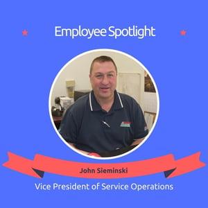 Employee Spotlight John