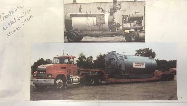 Billy Ward Mobile Boilers