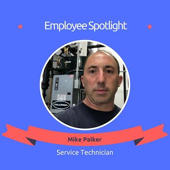 Mike Palker Employee Spotlight