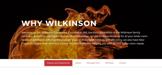 Wilkinson Boilers